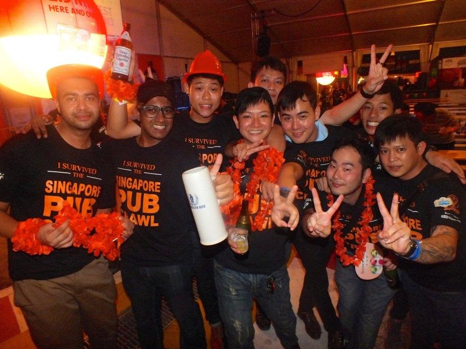 Beerfest Asia Pub Crawl