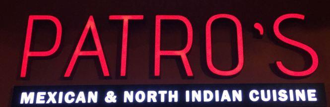 Patro's Logo