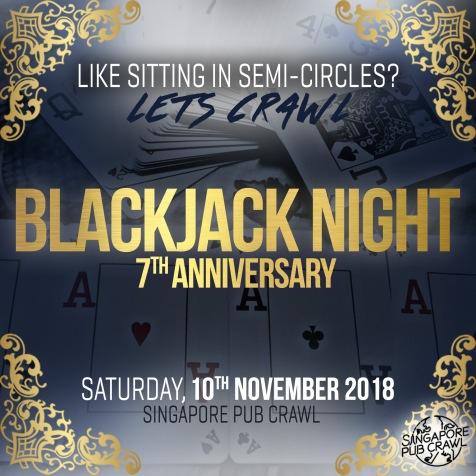 Anniversary Pub Crawl